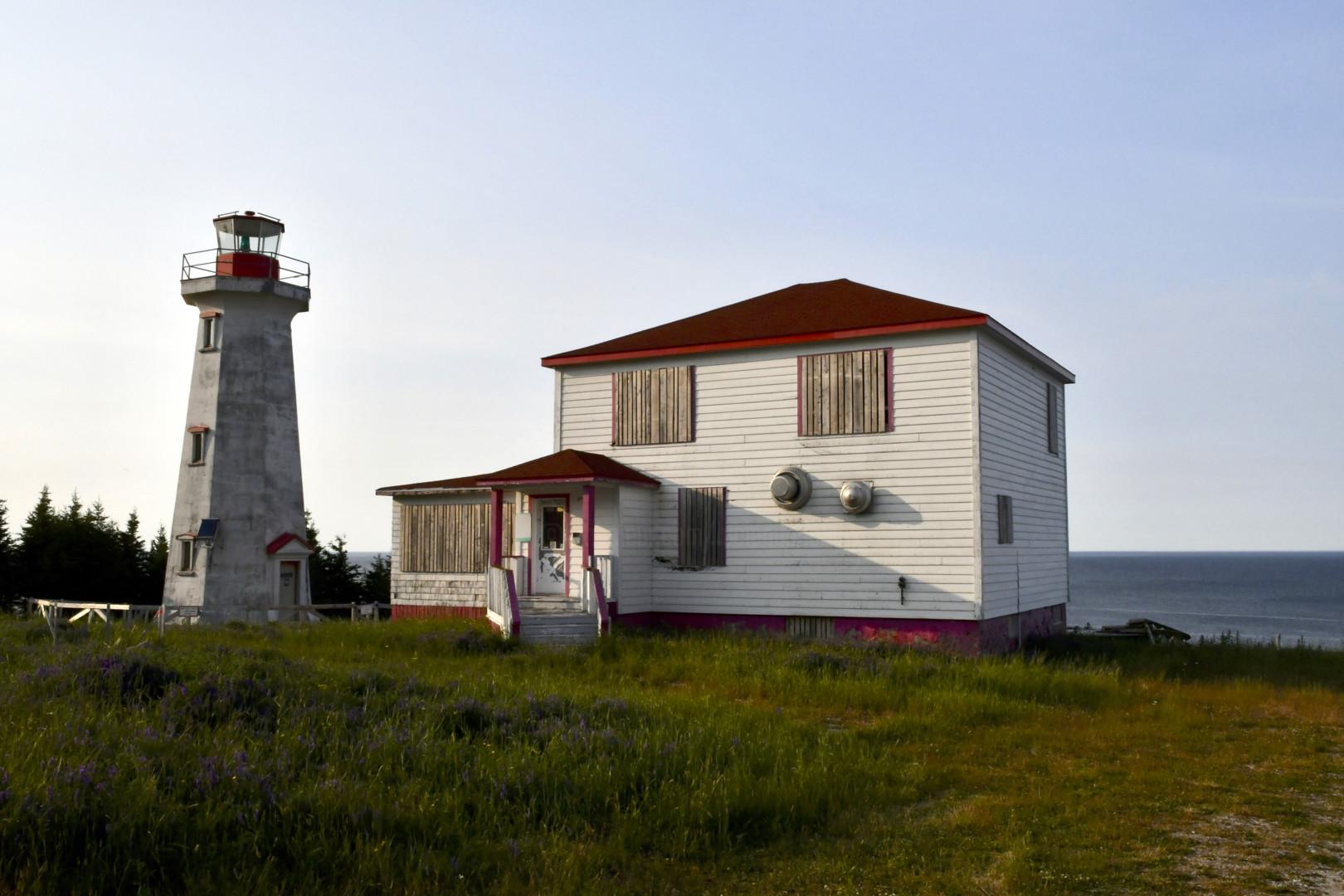 Lucien Duhamel - L'île d'Anticosti, Québec, Canada