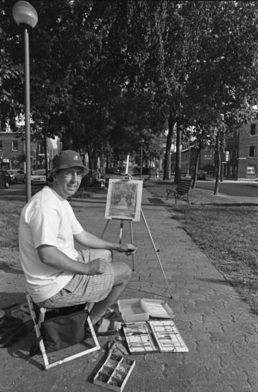 Artiste de la rue