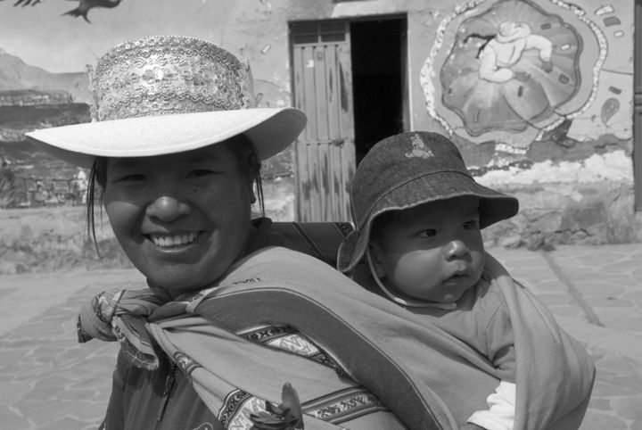 Lucien Duhamel - Pérou