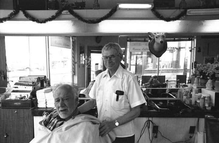 Lucien Duhamel - Le barbier de la couronne